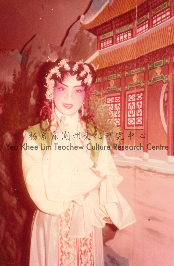 蔡惠卿 Cai Hui Qing
