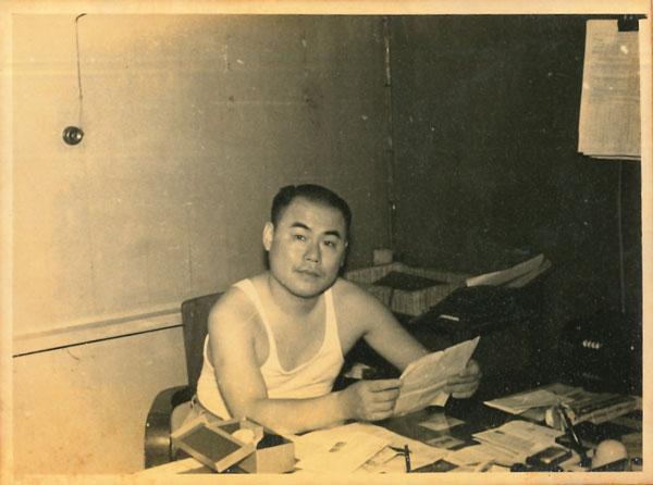 Mr Yeo Khee Lim