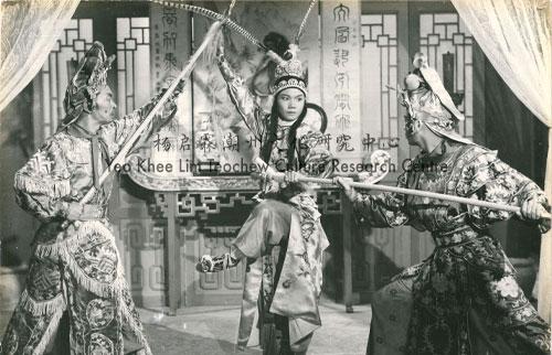 双狮图 Shuang Shi Tu